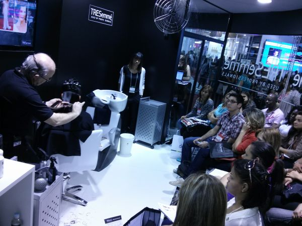 palestra 2 tresemme beauty fair 2013